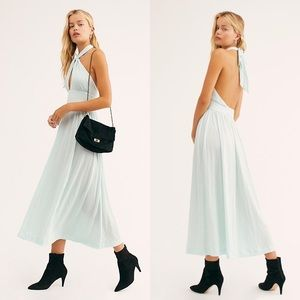 Free People Bonita Midi Dress